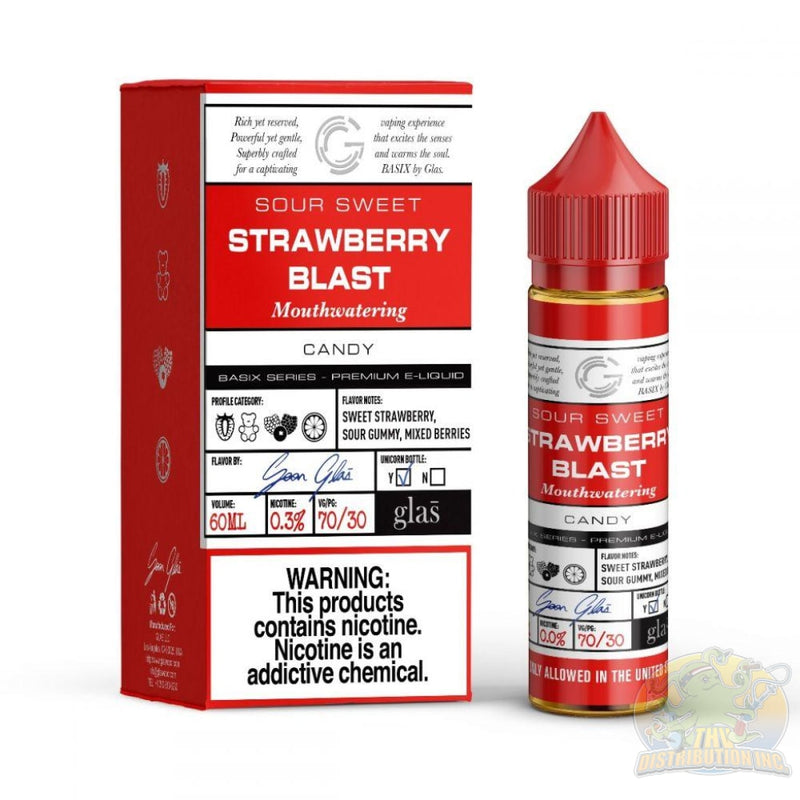 Glas Vapor: Basix Series E-Juice (60Ml) Banana Cream Pie / 0Mg