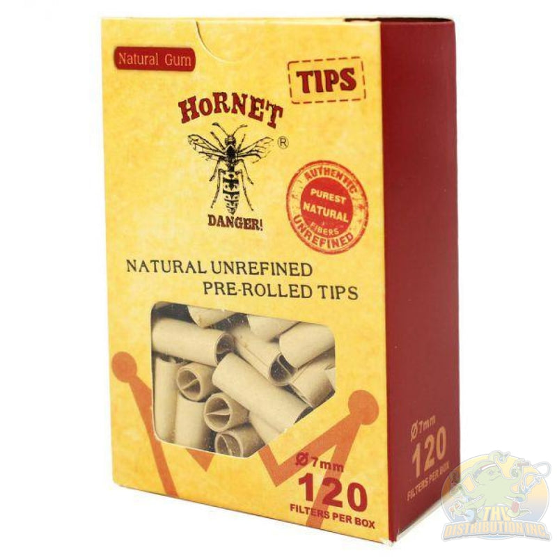 Hornet: Rolling Tips (12-Count Display) Paper