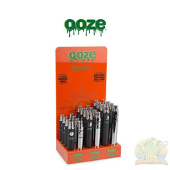 Ooze Vape 510 Battery - 24Ct Display