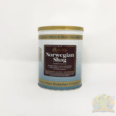 Peter Stokkebye: Tobacco Tin Norwegian Shag / 5.3Oz Cigarette