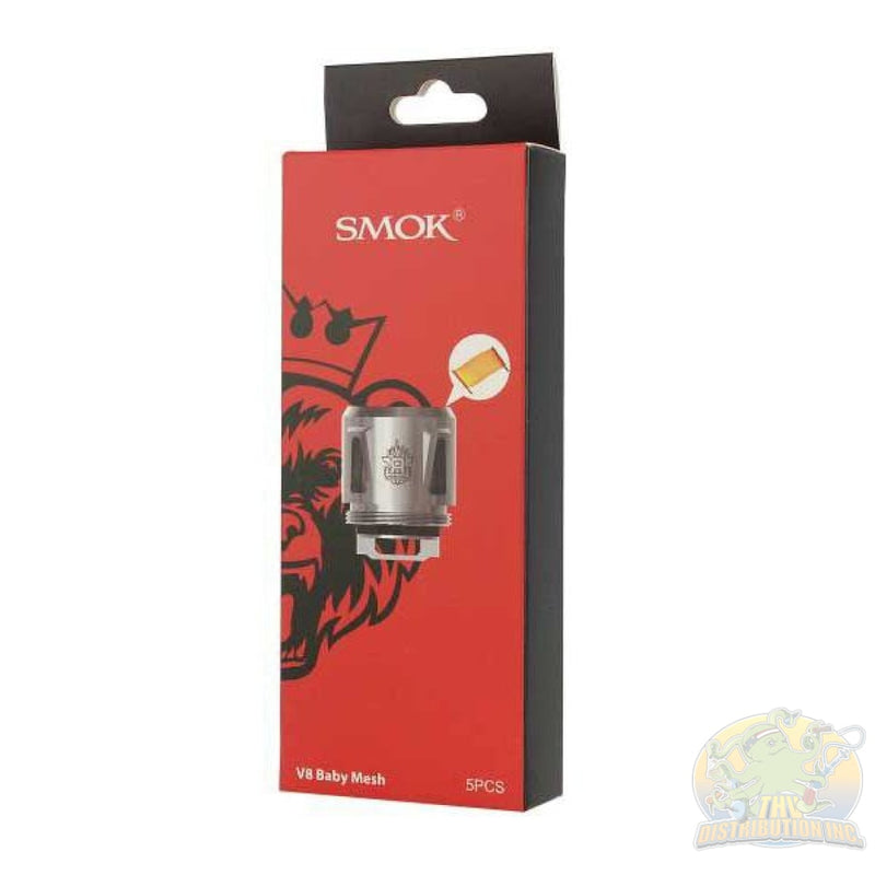 Smok: V8 Baby Replacement Coils (3-Pack) Q2 Core (0.4) Coil