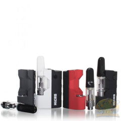 Wulf: Micro Cartridge Vaporizer Black Concentrate Kit