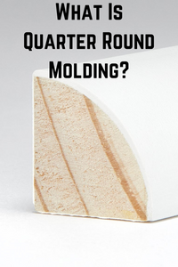 What Is Quarter Round Molding?