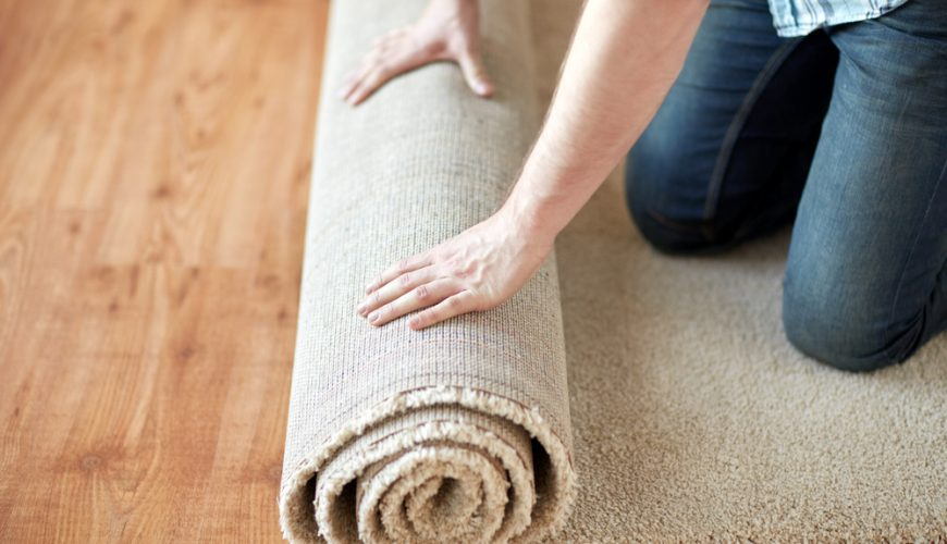 How to install carpet by yourself