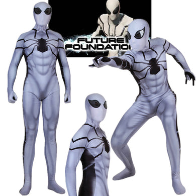 Spider Man Future Foundation