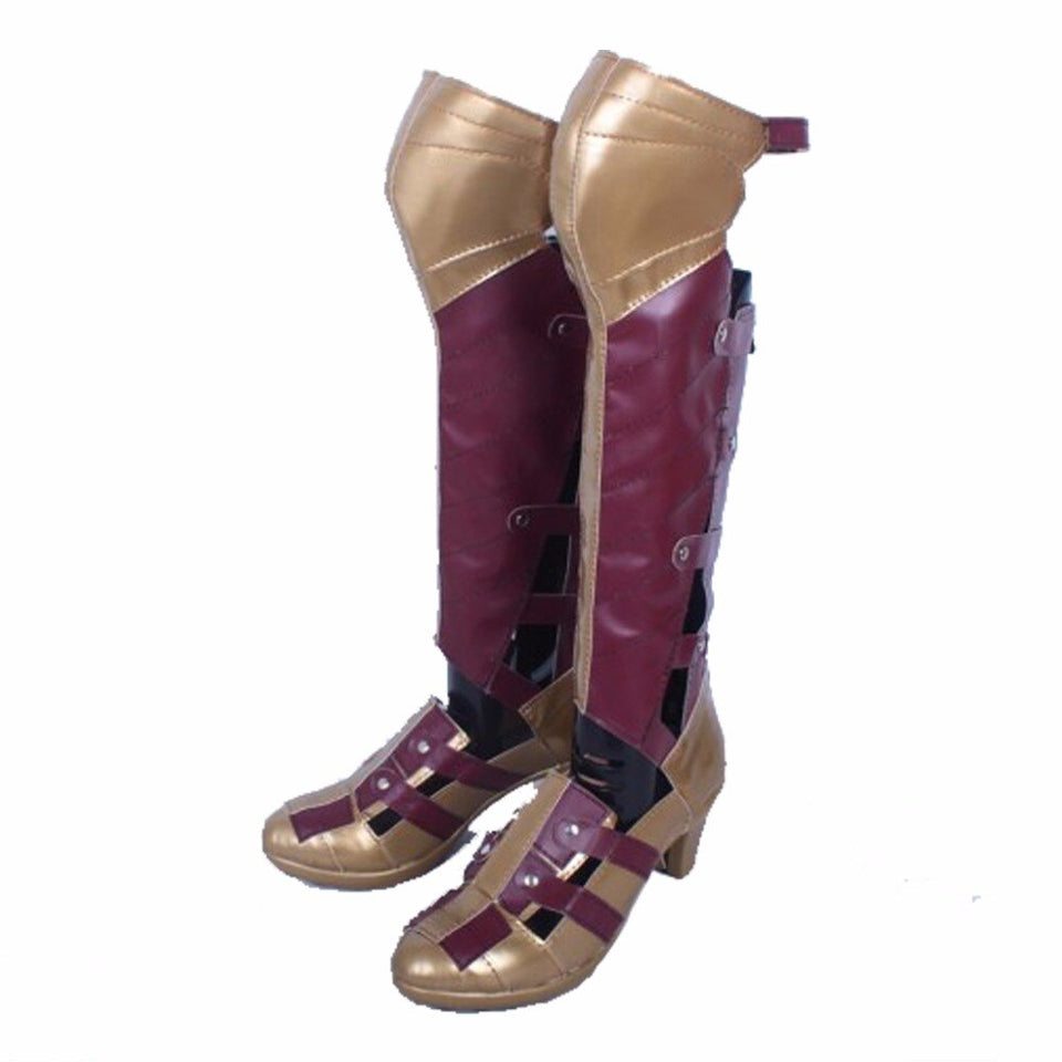 Wonder Woman Diana Prince  Boots