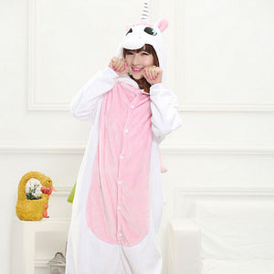 Animal Unicorn Kigurumi