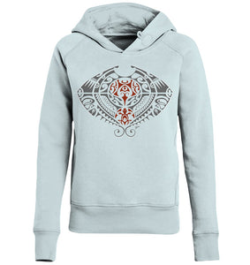 Hoodies & Sweatshirts - Stingray Ladies Hoodie (Bio-Baumwolle)