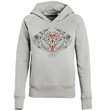 Laden Sie das Bild in den Galerie-Viewer, Hoodies & Sweatshirts - Stingray Ladies Hoodie (Bio-Baumwolle)