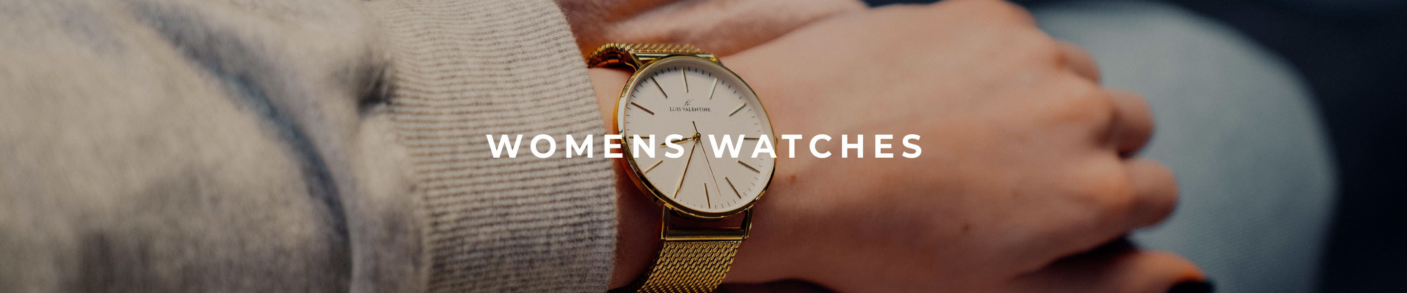 Classy and stlyish womens watches.
