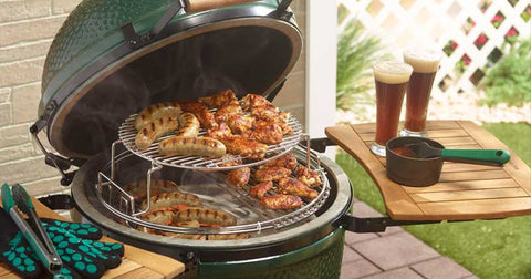 Cool Big Green Egg Grills Accessories Bbqing Com Bbqing Com Complete Home Design Collection Barbaintelli Responsecom