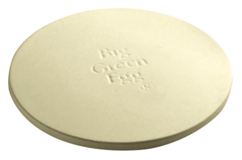 "Big Green Egg 21"" Pizza Stone"