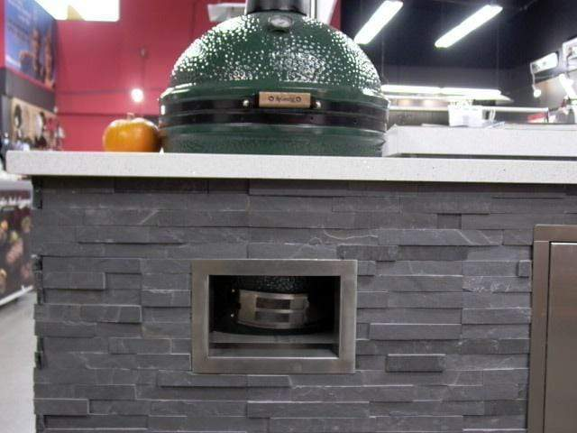 Big Green Egg Vent Trim