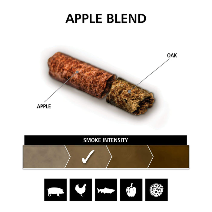 Broil King Apple Blend (Apple, Oak) Pellets 20 lb Resealable Bag