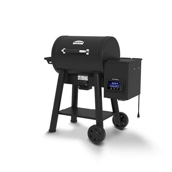 Broil King Baron Pellet 400 Smoker And Grill 493051
