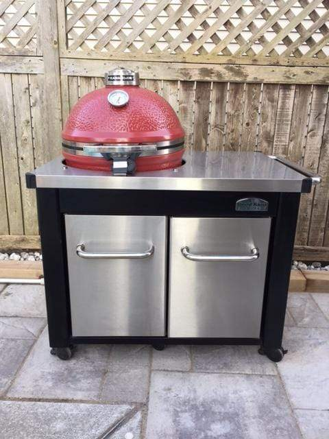 Broil King Keg Cart (fits Keg, Big Green Egg, Kamado Joe, Primo)