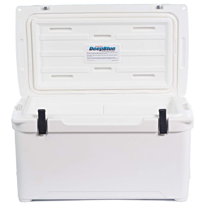 ENGEL 65 Deep Blue Performance Cooler (White)
