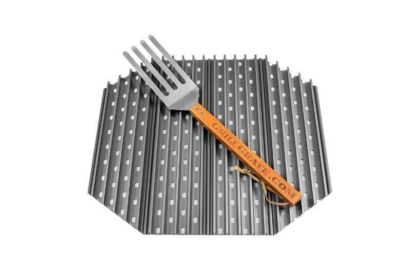 GRILLGRATES FOR THE PRIMO OVAL XL + GRATETOOL