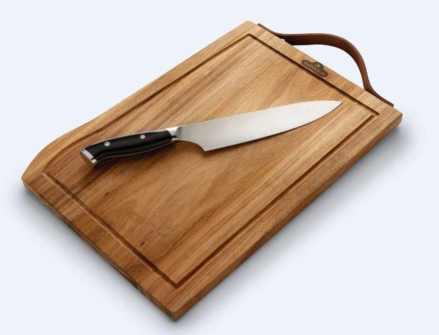 Napoleon 70039 Premium Cutting Board And Knife Set