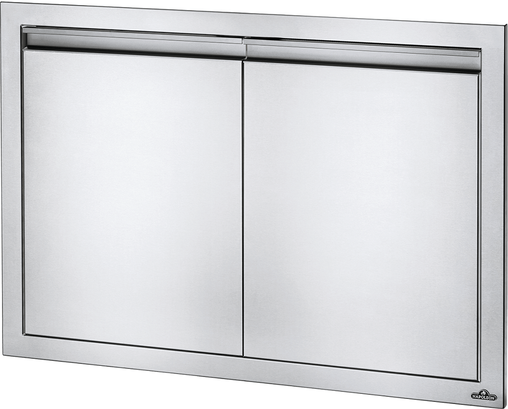 "Napoleon Built-In 36"" X 24"" Large Double Door BI-3624-2D BI-3624-2D"