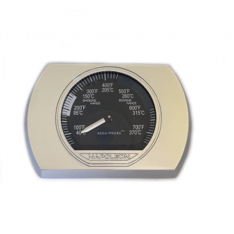 Napoleon S91005 Chrome Temperature Gauge