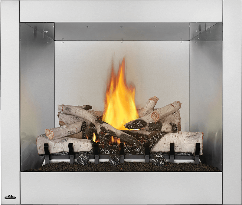 Napoleon Riverside 36 Clean Face Outdoor Fireplace GSS36CFN