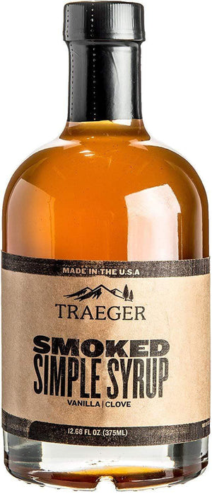 Traeger MIX001 Smoked Simple Syrup Cocktail Mixer