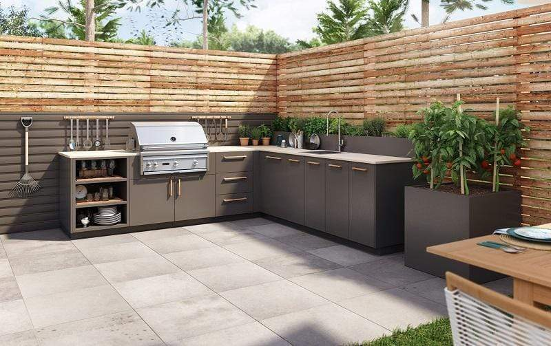URBAN BONFIRE Outdoor Kitchen Quote