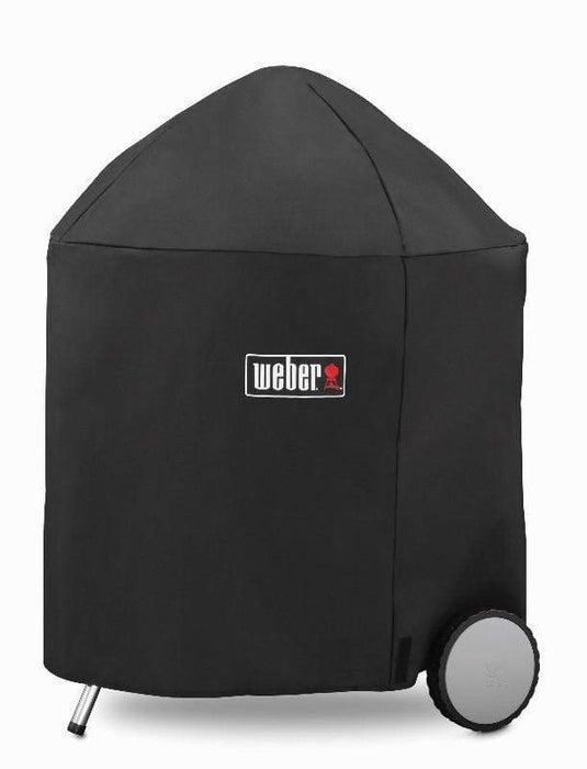 "Weber 26"" Charcoal Grill Cover With Storage Bag"