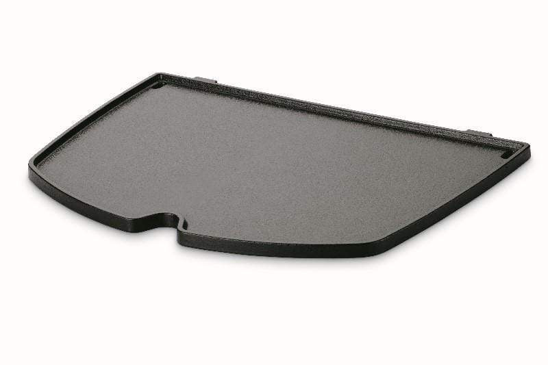 Weber Griddle fits the Q 200 and Q 220