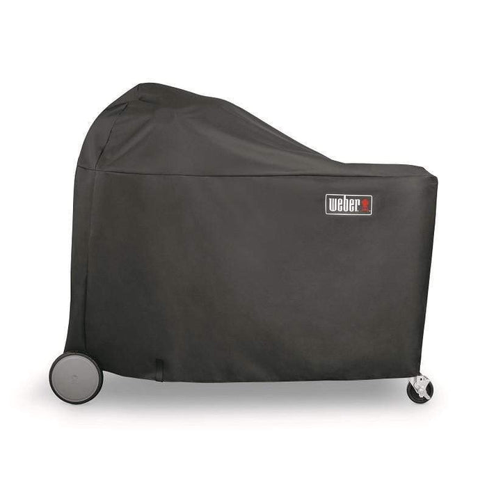 Weber Grill Cover Summit Charcoal Grilling Center