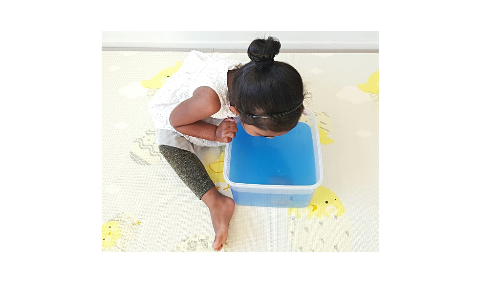messy play play mat waterproof