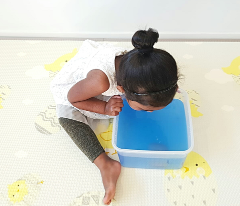 messy play water proof play mat playmat