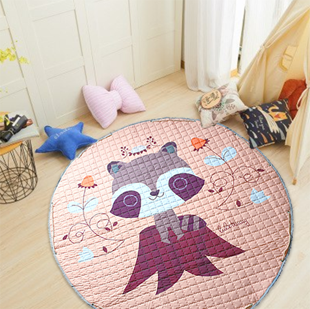 Carry-bag Play Mat - Mr Fox