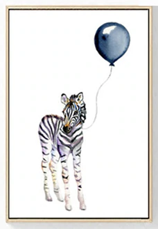 Playful Cubs Canvas Print - Archie
