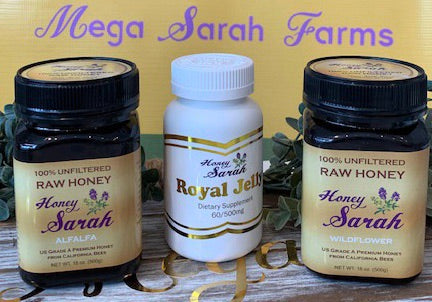 Honey Sarah Set