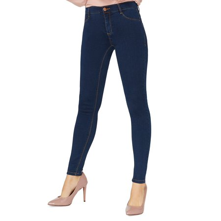 Indigo Authentic Frankie Skinny Fit Jeans