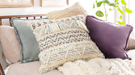 Resident Throw Pillows