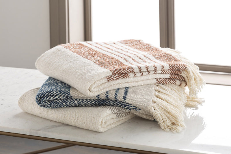 Chamonix Throw Blanket