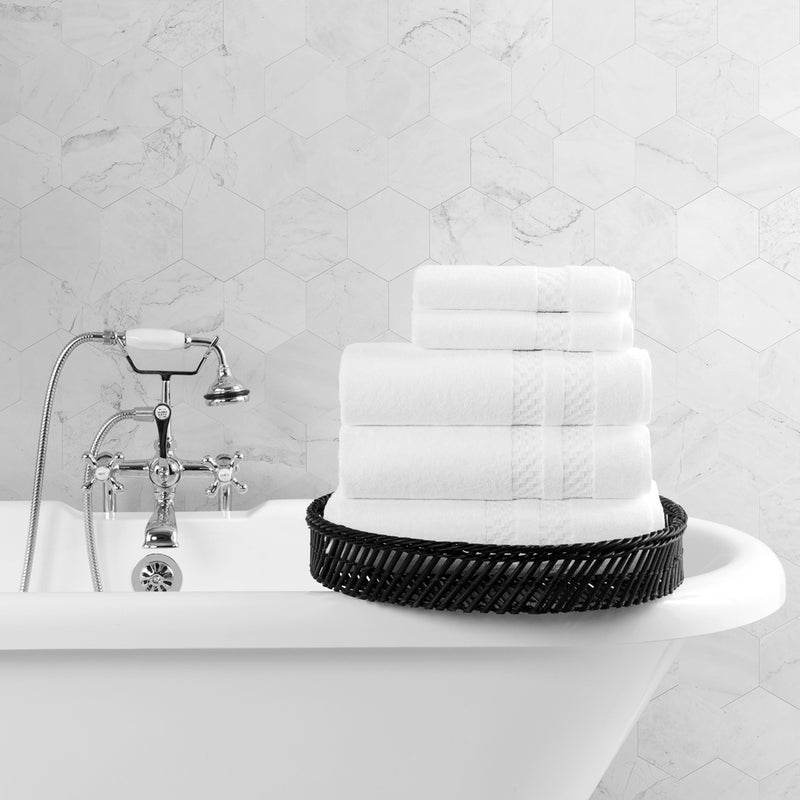 Essential Luxe Cotton Towels