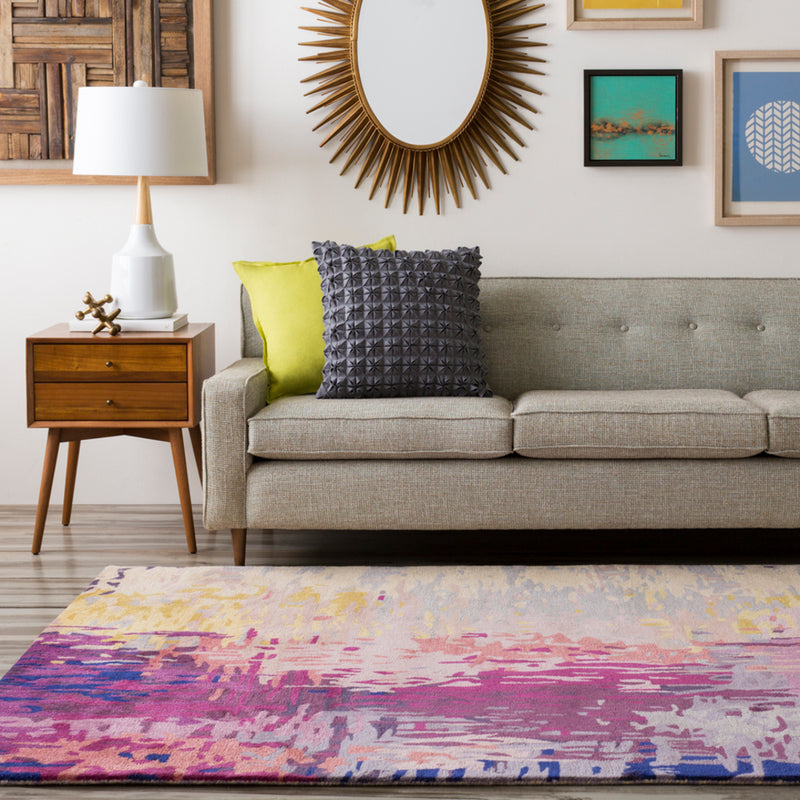 Banshee Area Rug by Surya in Multi