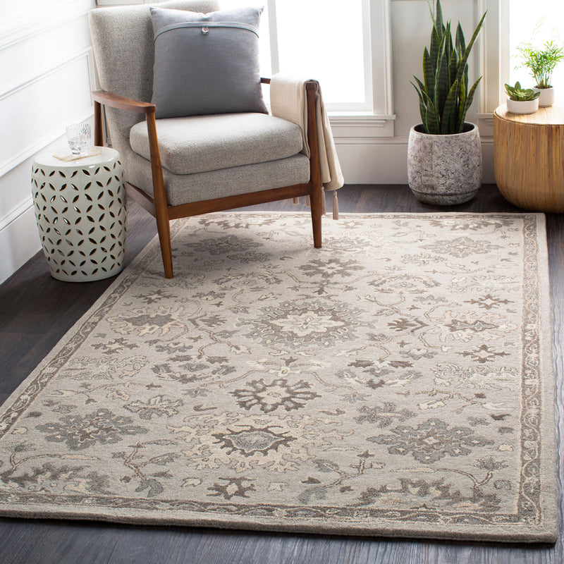 Caesar Area Rug by Surya in Multi