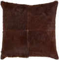 Surya Dexter Throw Pillow in Beige