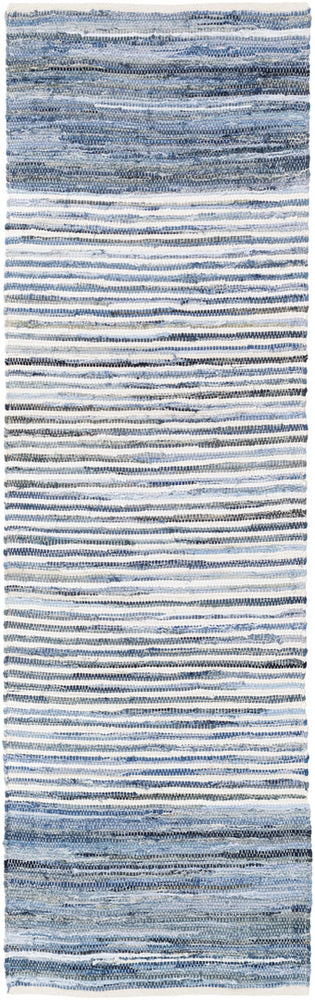 Denim Area Rug by Surya in Multi