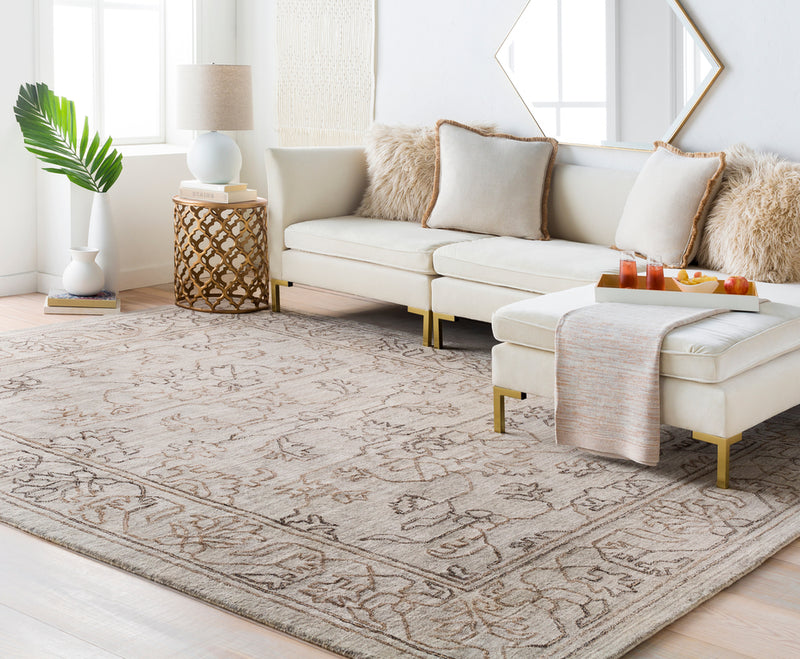 Hightower Area Rug by Surya in Multi