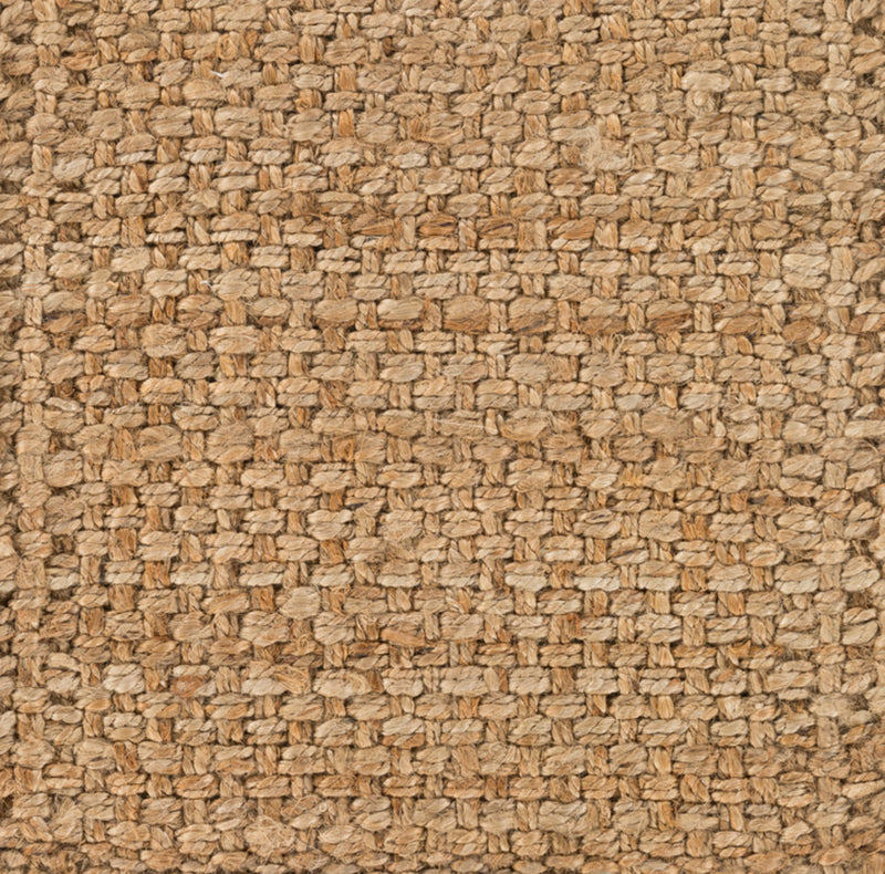 Jute Woven Area Rug by Surya in Wheat