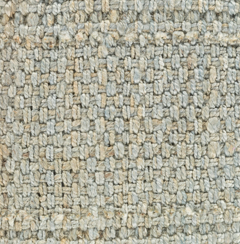 Jute Woven Area Rug by Surya in Light Gray