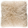 Surya Kharaa Throw Pillow in Khaki