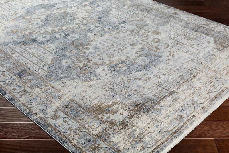 Liverpool Area Rug by Surya in Multi