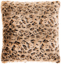 Surya Lewa Throw Pillow in Beige
